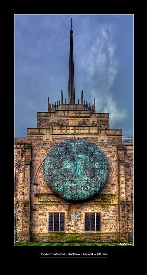 Blackburn Cathedral - Blackburn - England