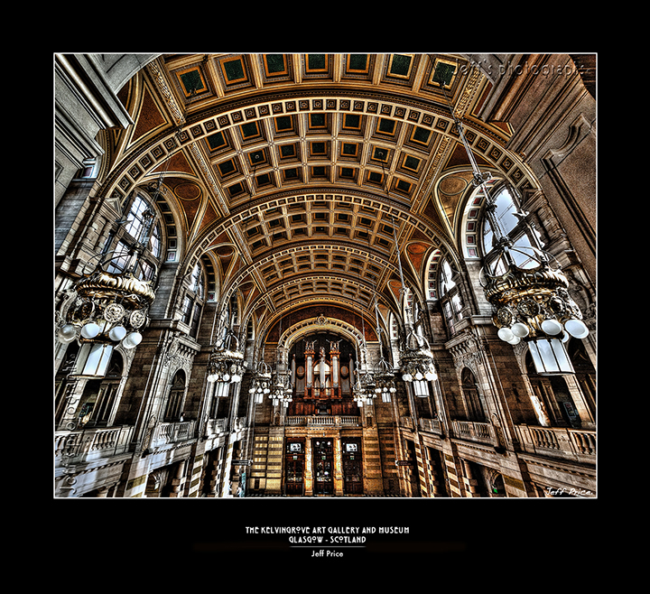 The Kelvingrove Art Gallery