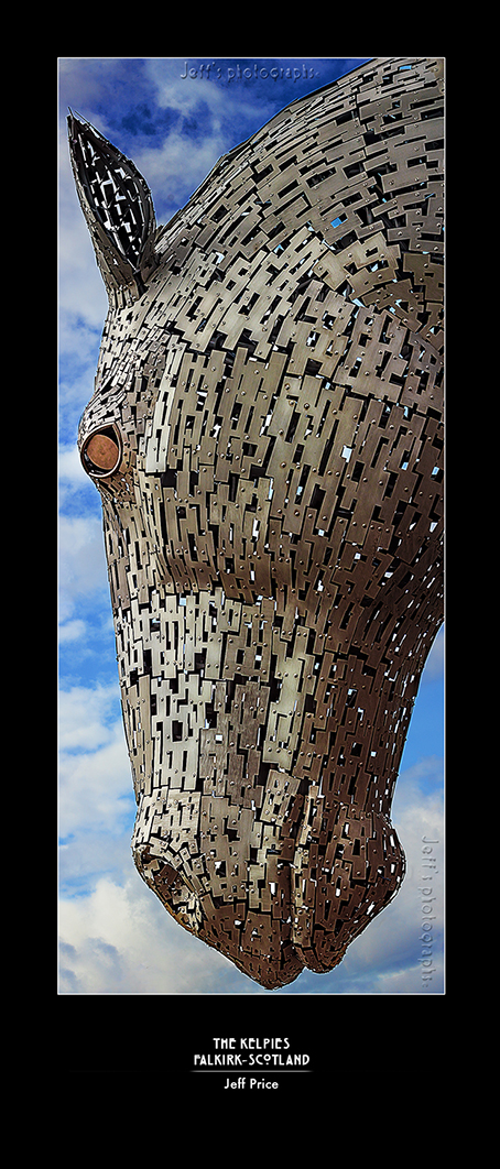 The Kelpies Falkirk-Scotland (1)