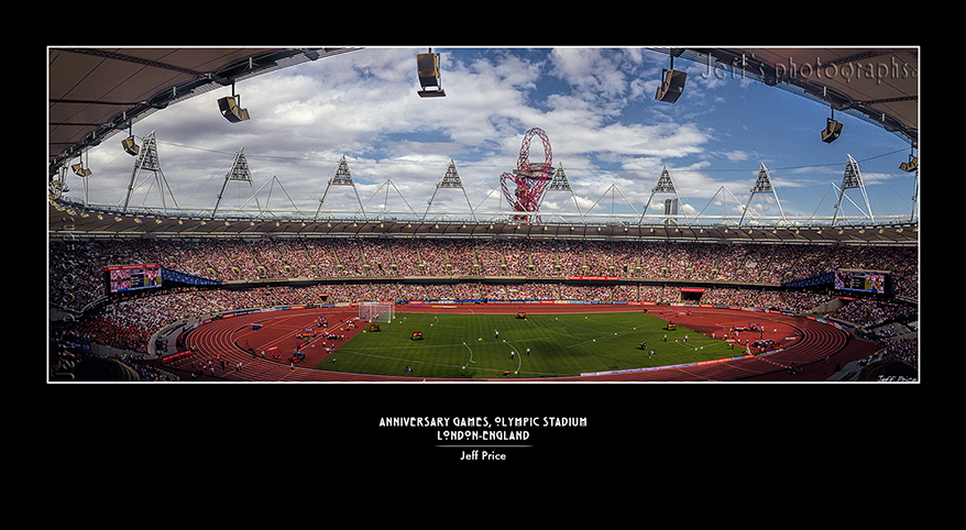 Anniversary Games, Olympic Stadium-London-England