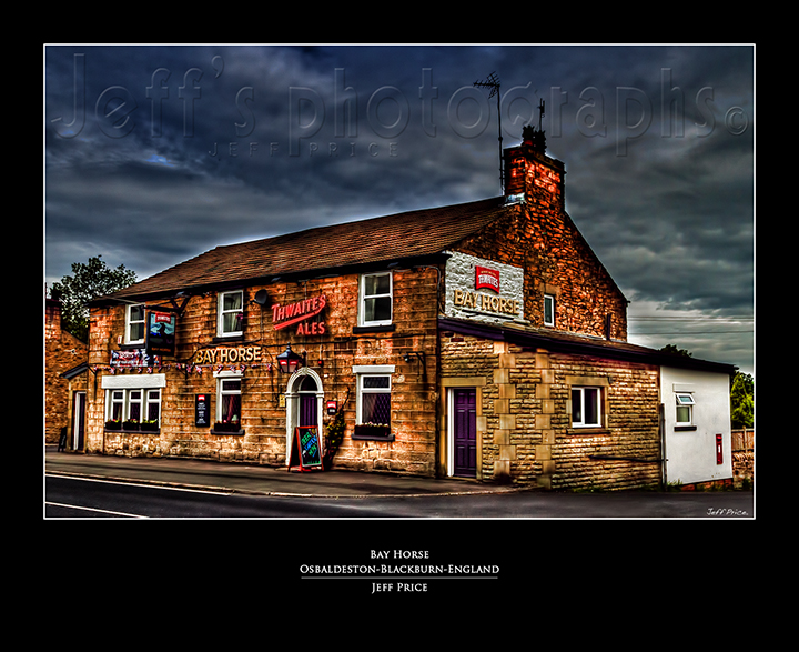 Bay Horse, Osbaldeston, Blackburn, England