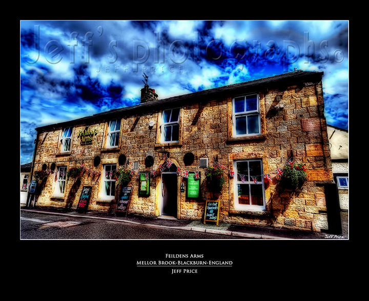 Feildens Arms-Mellor Brook-Blackburn-England