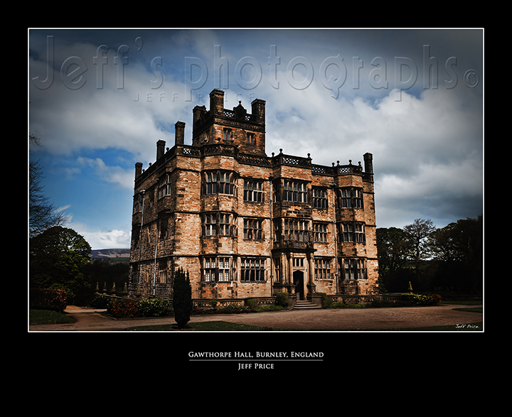 Gawthorpe Hall, Burnley, England