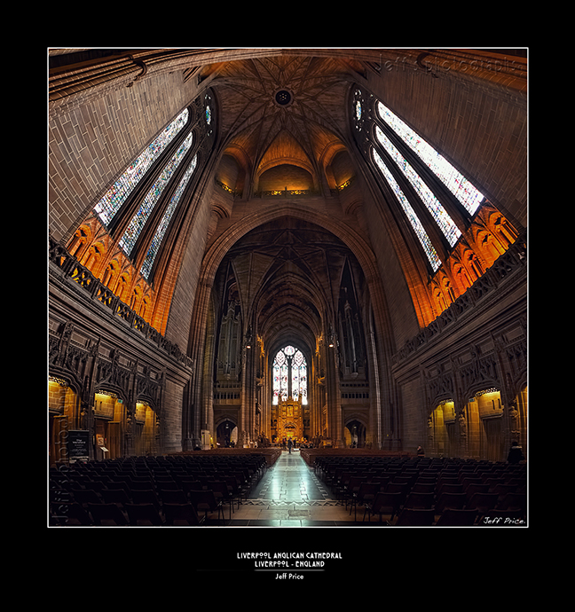 Liverpool Anglican Cathedral-Liverpool-England