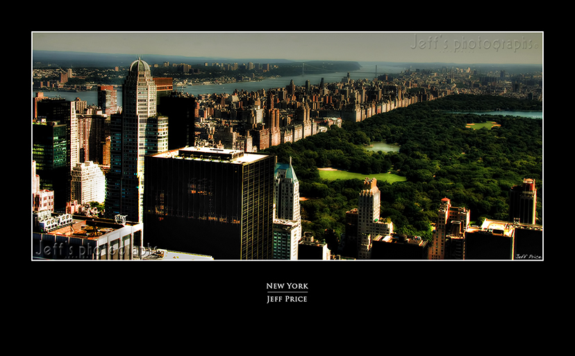 New York. Skyline 2