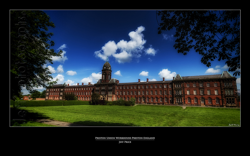 Preston Union Workhouse-Preston-England